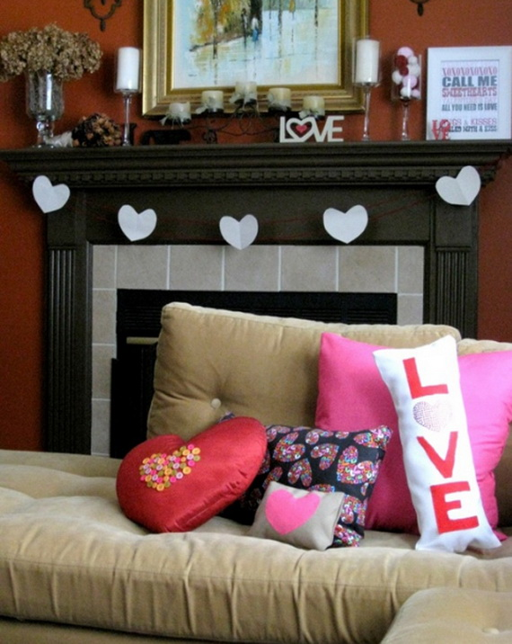 The Greatest Decoration Ideas For Unforgettable Valentine's Day_40