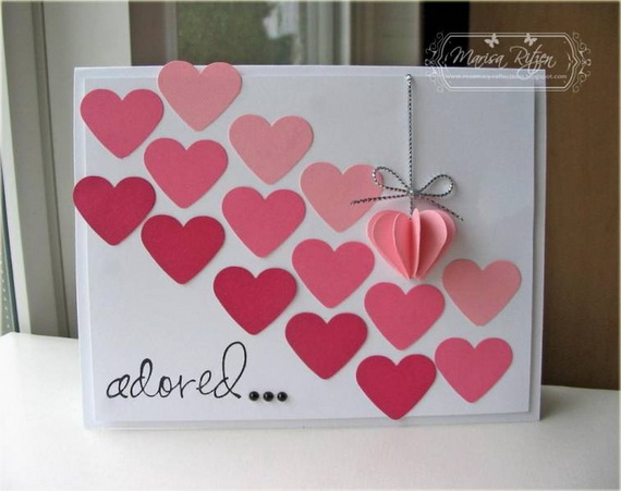 Unique Homemade Valentine Card Design Ideas_02
