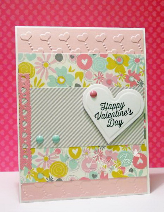 Unique Homemade Valentine Card Design Ideas_03