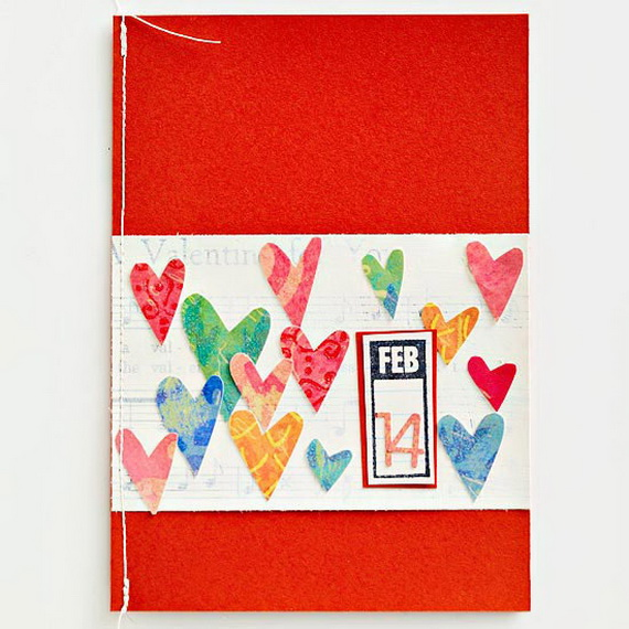 Unique Homemade Valentine Card Design Ideas_07