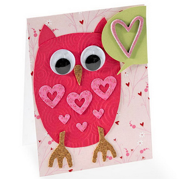 Unique Homemade Valentine Card Design Ideas_11