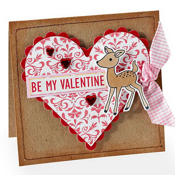 Unique Homemade Valentine Card Design Ideas_12
