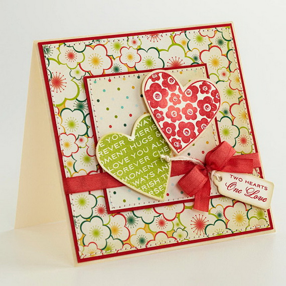 Unique Homemade Valentine Card Design Ideas_13