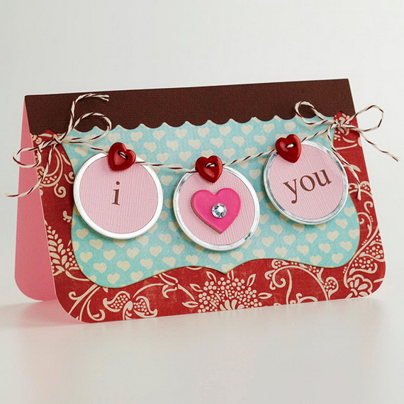 Unique Homemade Valentine Card Design Ideas_14