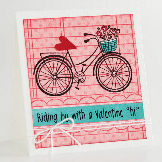 Unique Homemade Valentine Card Design Ideas_15