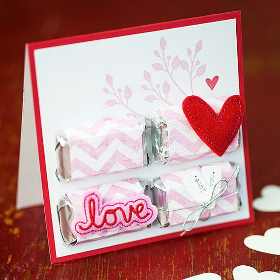 Unique Homemade Valentine Card Design Ideas_21