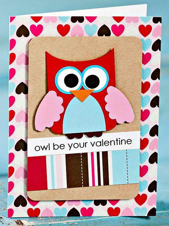 Unique Homemade Valentine Card Design Ideas_23