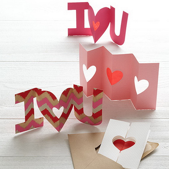 Unique Homemade Valentine Card Design Ideas_24
