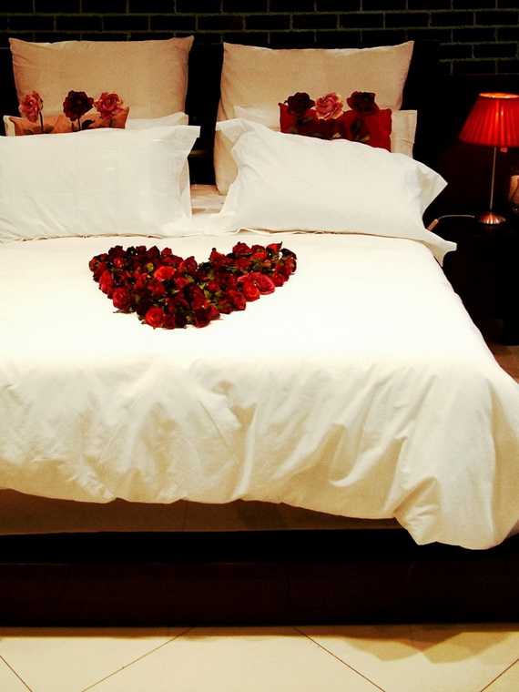 Valentine's Day Bedroom Decoration Ideas for Your Perfect Romantic Scene_08