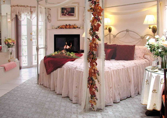 Valentine's Day Bedroom Decoration Ideas for Your Perfect Romantic Scene_09