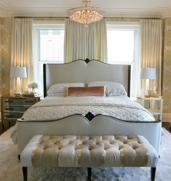 Valentine's Day Bedroom Decoration Ideas for Your Perfect Romantic Scene_13