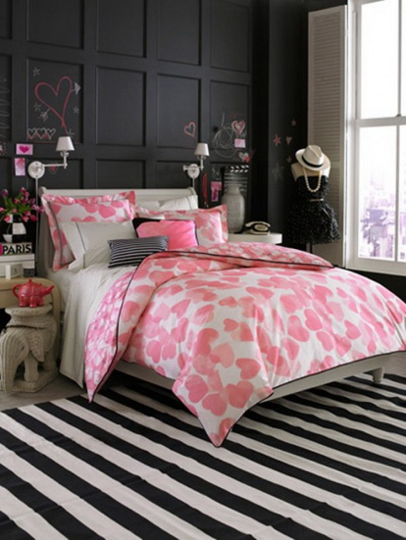 Valentine's Day Bedroom Decoration Ideas for Your Perfect Romantic Scene_16