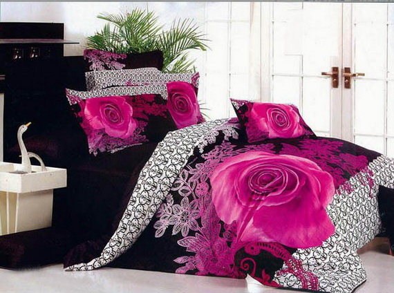 Valentine's Day Bedroom Decoration Ideas for Your Perfect Romantic Scene_62