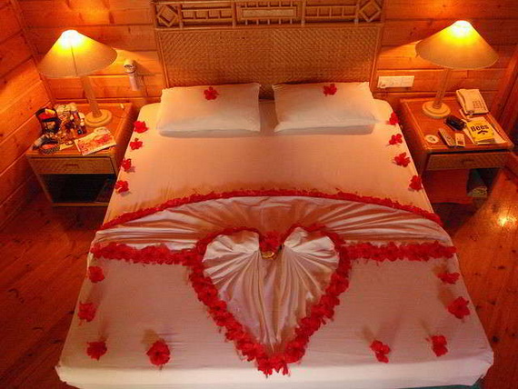 Valentine's Day Bedroom Decoration Ideas for Your Perfect Romantic Scene_64