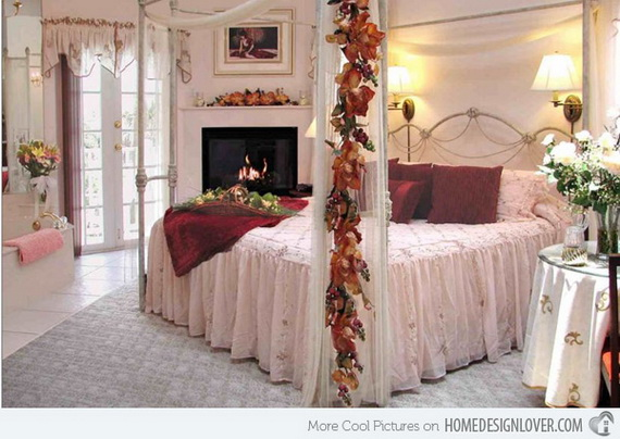 Valentine's Day Bedroom Decoration Ideas for Your Perfect Romantic Scene_78