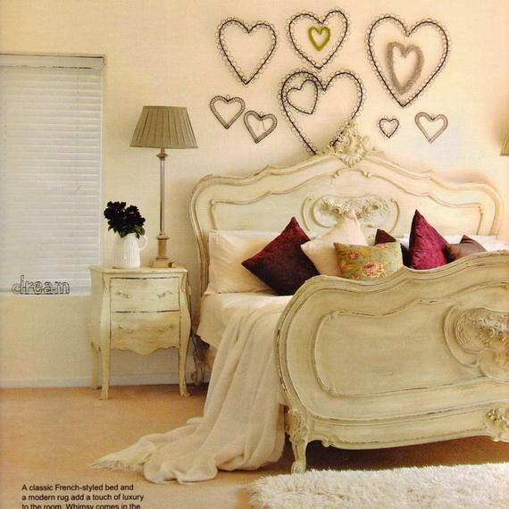 Valentine's Day Bedroom Decoration Ideas for Your Perfect Romantic Scene_87