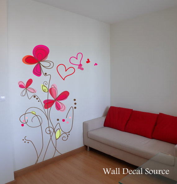 Wall Decal For Valentine's Day_06