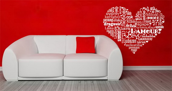 Wall Decal For Valentine's Day_08