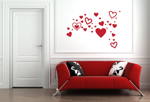 Wall Decal For Valentine's Day_09