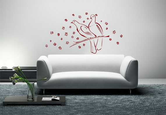 Wall Decal For Valentine's Day_17
