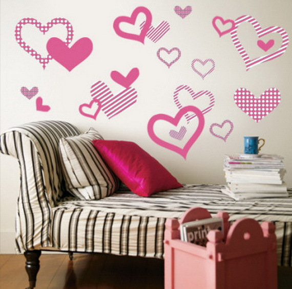 Wall Decal For Valentine's Day_2