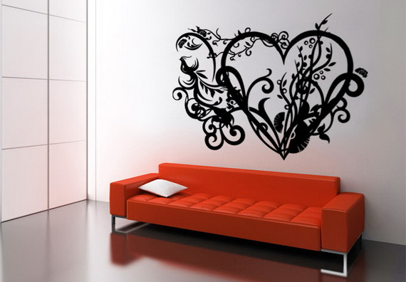 Wall Decal For Valentine's Day_25