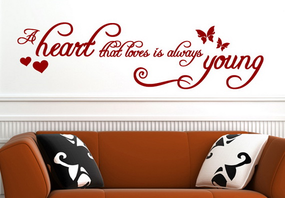 Wall Decal For Valentine's Day_30