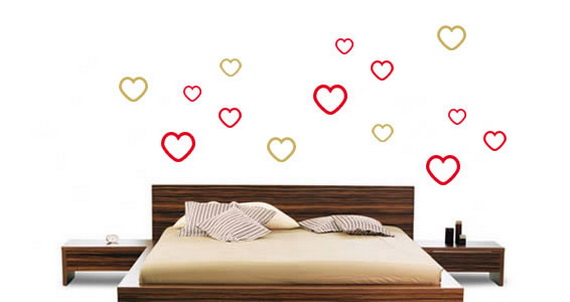 Wall Decal For Valentine's Day_31
