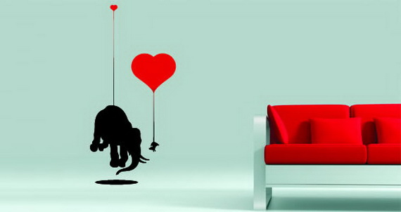 Wall Decal For Valentine's Day_38