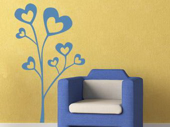 Wall Decal For Valentine's Day_39