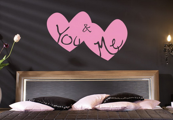Wall Decal For Valentine's Day_56