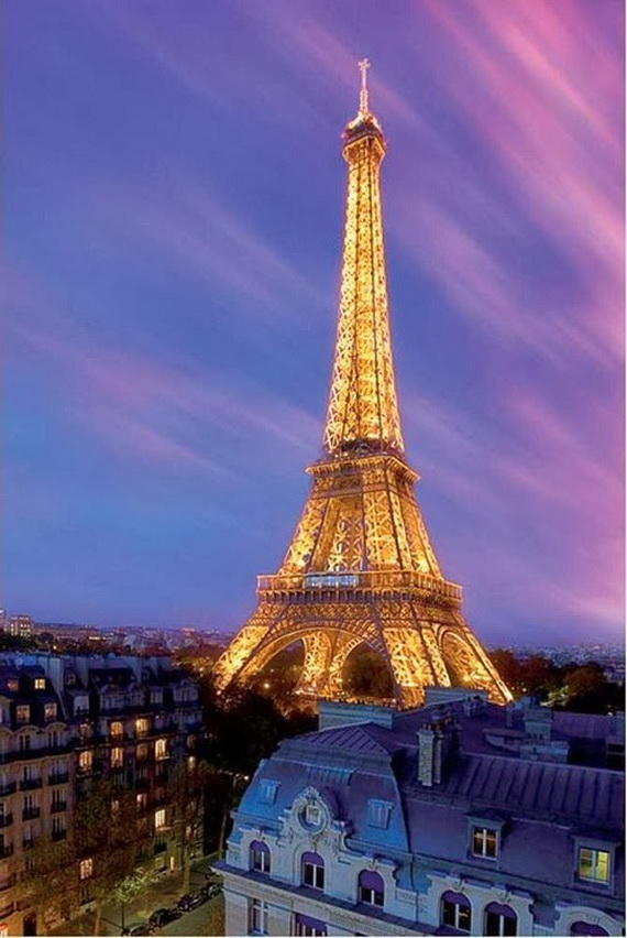 A Family-Friendly City Break  in  Paris Eiffel Tower  _21