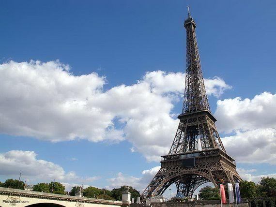 A Family-Friendly City Break  in  Paris Eiffel Tower  _22
