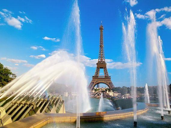 A Family-Friendly City Break  in  Paris Eiffel Tower  _42