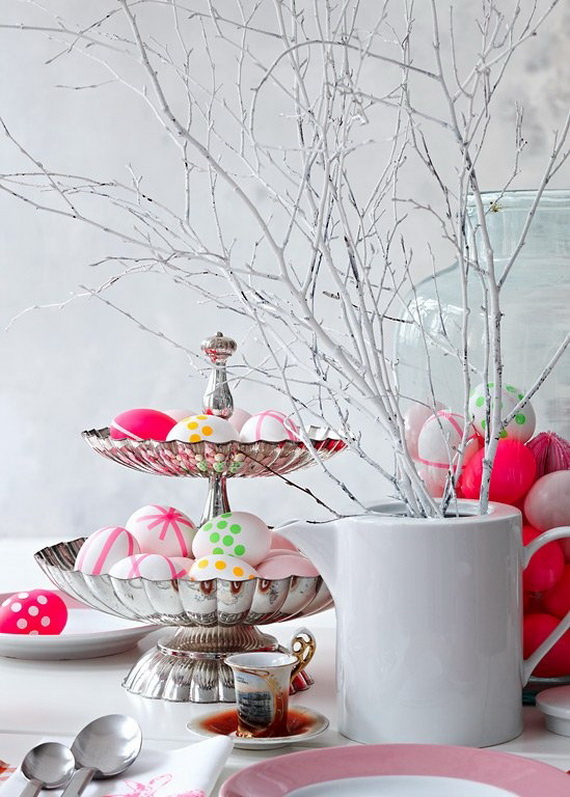 Amazing Easter Egg Decoration Ideas For Any Taste_02