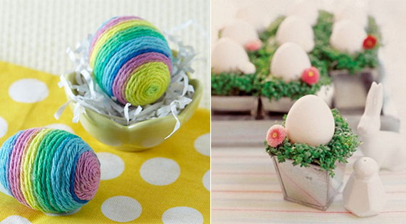 Amazing Easter Egg Decoration Ideas For Any Taste_04