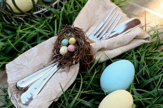 Amazing Easter Egg Decoration Ideas For Any Taste_50