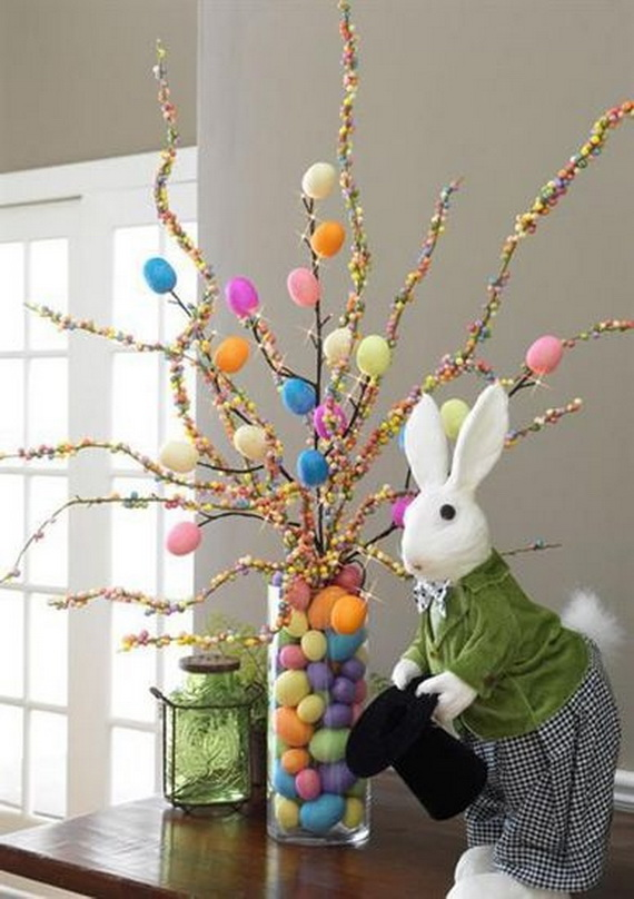 Amazing Easter Egg Decoration Ideas For Any Taste_56