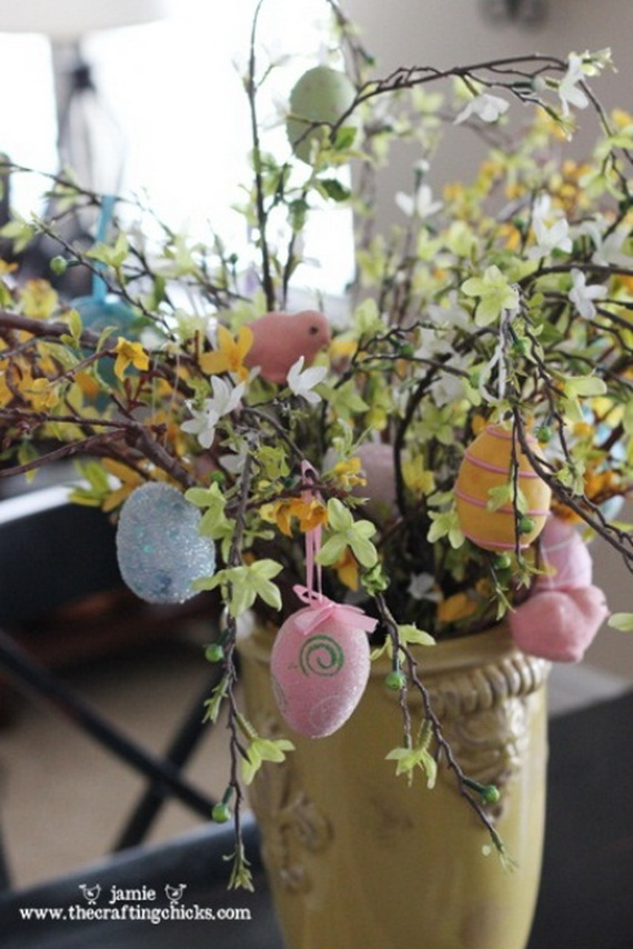 Amazing Easter Egg Decoration Ideas For Any Taste_69
