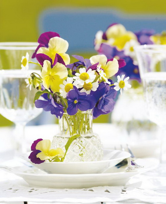 Awesome Easter and Spring Decoration Ideas (11)