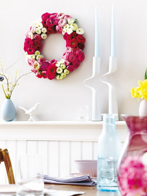 Awesome Easter and Spring Decoration Ideas (38)