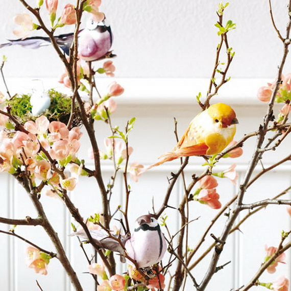 Awesome Easter and Spring Decoration Ideas (39)