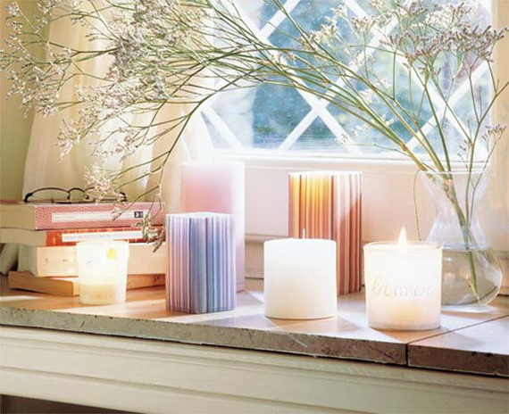 Beautiful Home Decorating Candles For Valentine's Day_07