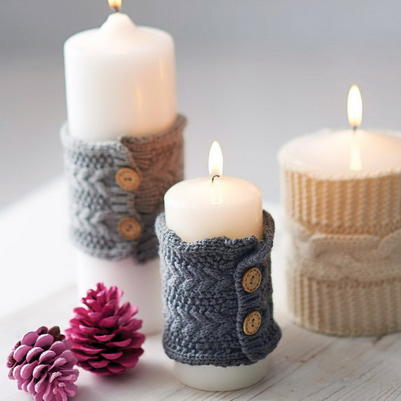 Beautiful Home Decorating Candles For Valentine's Day_24