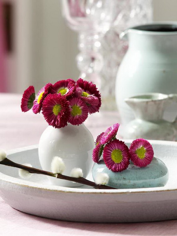 Celebrate Easter With Fresh Spring Decorating Ideas_07