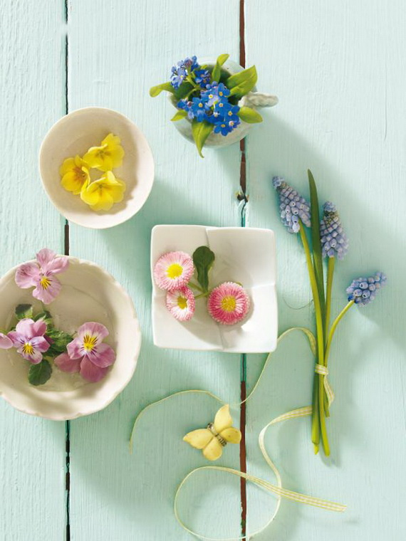 Celebrate Easter With Fresh Spring Decorating Ideas_13
