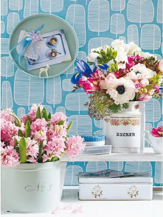 Celebrate Easter With Fresh Spring Decorating Ideas_27