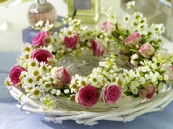Celebrate Easter With Fresh Spring Decorating Ideas_37