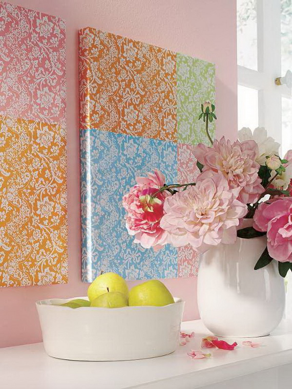 Celebrate Easter With Fresh Spring Decorating Ideas_45