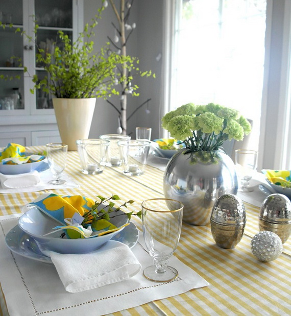 Celebrate The Season With Easter Decorations  (20)
